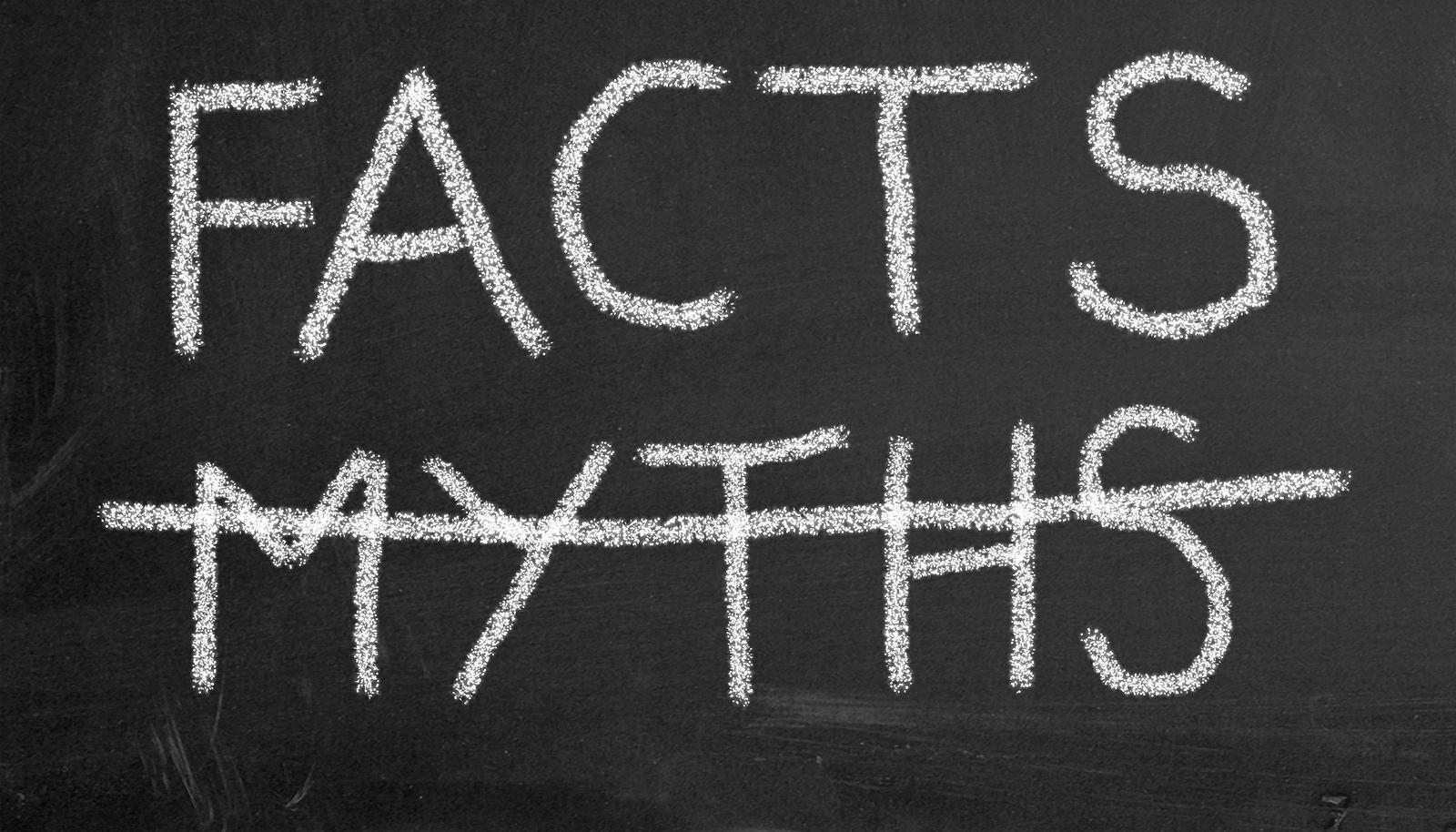Мифы и факты о ВИЧ и СПИД