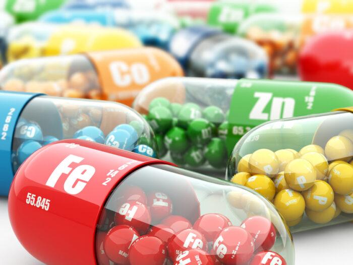 Витамины, минералы и добавки для людей, живущих с ВИЧ